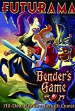 Watch Futurama: Bender's Game