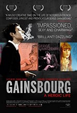 Watch Gainsbourg: A Heroic Life