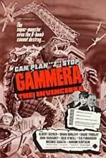 Watch Gammera the Invincible