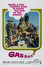 Watch Gas! -Or- It Became Necessary to Destroy the World in Order to Save It.