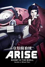 Watch Ghost in the Shell Arise: Border 1 - Ghost Pain