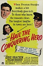 Watch Hail the Conquering Hero