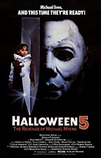 Watch Halloween 5: The Revenge of Michael Myers