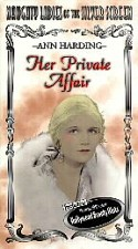 Watch Her Private Affair