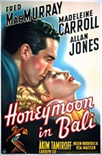 Watch Honeymoon in Bali