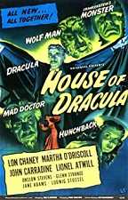 Watch House of Dracula