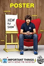 Watch Important Things with Demetri Martin