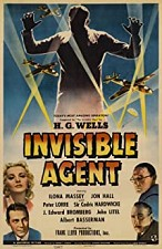 Watch Invisible Agent