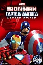 Watch Iron Man and Captain America: Heroes United
