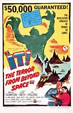 Watch It! The Terror from Beyond Space