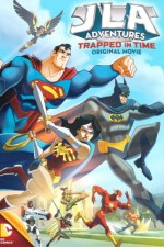 Watch JLA Adventures: Trapped in Time