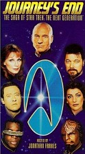 Watch Journey's End: The Saga of Star Trek - The Next Generation