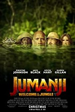Watch Jumanji: Welcome to the Jungle