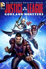 Watch Justice League: Gods and Monsters