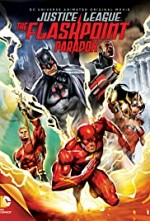 Watch Justice League: The Flashpoint Paradox