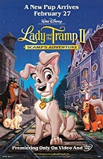 Watch Lady and the Tramp II: Scamp's Adventure