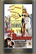 Watch Lady of Burlesque