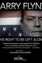 Watch Larry Flynt: The Right to Be Left Alone