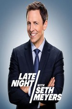 Late Night with Seth Meyers S2016E70