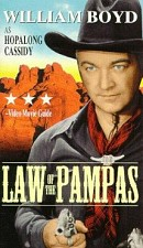 Watch Law of the Pampas