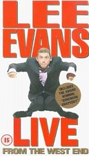 Watch Lee Evans: Live from the West End