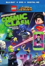 Watch Lego DC Comics Super Heroes: Justice League - Cosmic Clash