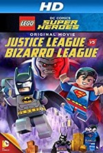 Watch Lego DC Comics Super Heroes: Justice League vs. Bizarro League