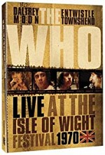 Watch Listening to You: The Who at the Isle of Wight 1970