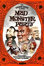 Watch Mad Monster Party?