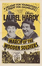 Watch March of the Wooden Soldiers