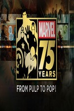 Watch Marvel 75 Years: From Pulp to Pop!