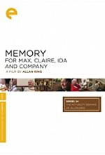 Watch Memory for Max, Claire, Ida and Company