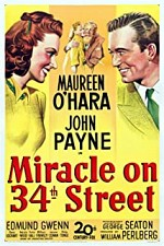 Watch Miracle on 34th Street