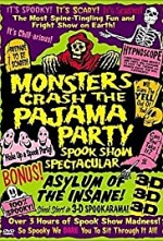 Watch Monsters Crash the Pajama Party