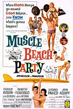 Watch Muscle Beach Party