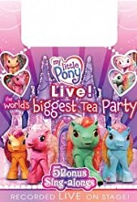 Watch My Little Pony Live! The World's Biggest Tea Party