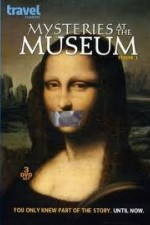 Mysteries at the Museum S09E01