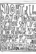Watch Night of the Day of the Dawn of the Son of the Bride of the Return of the Terror