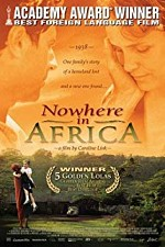 Watch Nowhere in Africa