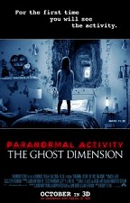 Watch Paranormal Activity: The Ghost Dimension