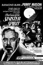 Watch Perry Mason: The Case of the Sinister Spirit