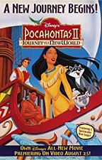 Watch Pocahontas 2: Journey to a New World