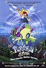 Watch Pokemon 4Ever: Celebi - Voice of the Forest