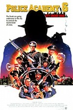 Watch Police Academy 6: City Under Siege