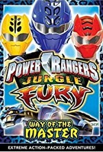 Watch Power Rangers Jungle Fury