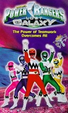 Watch Power Rangers Lost Galaxy