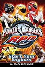 Watch Power Rangers R.P.M.