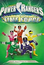 Watch Power Rangers Time Force