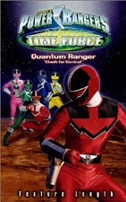 Watch Power Rangers Time Force - Quantum Ranger: Clash for Control