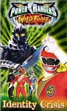 Watch Power Rangers Wild Force: Identity Crisis